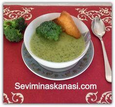 Hem çok besleyici hemde çok lezzetli ayrıca yapımı sadece 30 dakika brokoli çorbası tarifini mutlaka deneyin. TARİFİN DEVAMI