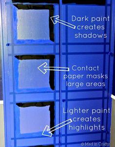 DIY TARDIS Closet. Useful tips