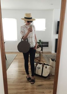 Meet Jacey Duprie, see 76 looks from Jacey Duprie for outfit ideas and style inspiration on ShopStyle Chic Outfits, Fashion Outfits, Fashion Mag, Looks Style, My Style, Prep Style, Summer Lookbook, Spring Summer Fashion, Spring Wear