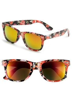 BP.+50mm+Floral+Print+Retro+Sunglasses+available+at+#Nordstrom