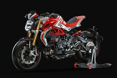 Motorcycle MV Agusta Dragster 800 RC 2017