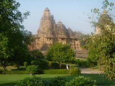 Lakshmana Temple, Khajuraho India - Places to Visit