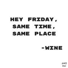 Hey Friday!