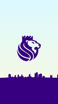 Basketball Wallpaper in a Skyline, it's a free Sacramento Kings phone wallpaper. Mr Bean Funny, Nba Basketball Teams, Sneakers Wallpaper, Nba Wallpapers, Sacramento Kings, Nfl Sports, King Logo, Purple And Black, Artwork