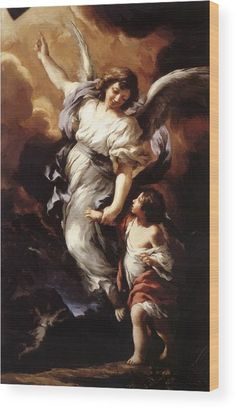 Pietro Da Cortona The Guardian Angel hand painted oil painting reproduction on canvas by artist Caravaggio, Gardian Angel, What Is Evil, Your Guardian Angel, Angels Among Us, Angel Art, Baroque, Tarot, Statue