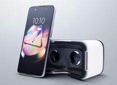 UNIVERSO NOKIA: Idol 4S smartphone per realtà virtuale di Alcatel