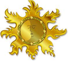 Influxurile subtile astrale ale Soarelui si Lunii