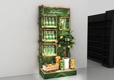 Tanqueray Gondol - Alaçatı on Behance Pos Display, Bottle Display, Display Design, Point Of Sale, Point Of Purchase, Pop Design, Stand Design, Graphic Design, Exhibition Booth Design