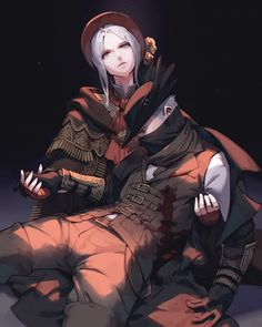 Dark Fantasy, Fantasy Art, Bloodborne Art, Bloodborne Characters, Arte Dark Souls, Soul Game, Fandom Games, Arm Art, Gothic Horror