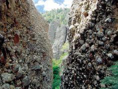 Maple Canyon, eastern San Pitch Mountains –  Photographer: Don Clark