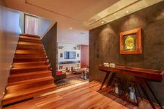 Hall: Corredores, halls e escadas Moderno por WTstudio