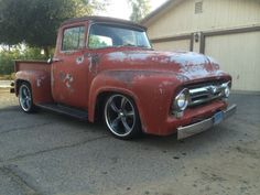 Image result for Patina Shop Truck Ford
