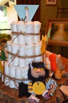 164 Best Wild Rumpus Baby Shower Images 1st Birthday Parties