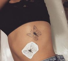 Tribal Butterfly Tattoo Designs Purple 63 Ideas For 2020 Dainty Tattoos, Pretty Tattoos, Love Tattoos, Beautiful Tattoos, New Tattoos, Body Art Tattoos, Small Tattoos, Tattoos For Women, Tatoos
