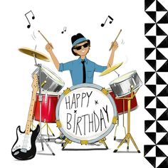 Friendship Birthday Wishes, Birthday Wishes For Love, Birthday Wish For Husband, Happy Birthday Wishes Cards, Birthday Wishes Quotes, Happy Birthday Drums, Happy Birthday Notes, Happy Birthday Pictures, Birthdays