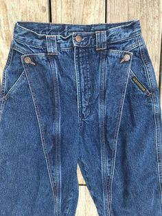 13147478 Vintage Rockies BLUE JEANS Rocky Mountain bareback High Waist women's sz  27/5 #fashion #clothing #shoes #accessories #womensclothing #jeans (ebay  link)