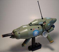 Maschinen Krieger starship