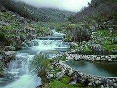 Loriga, Seia, Serra da Estrela, Portugal.