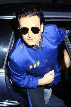 Capitán Bono U2 Zooropa, Bono U2, Achtung Baby, Irish Rock, Larry Mullen Jr, Adam Clayton, U 2, Soundtrack To My Life, Living Legends