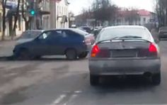 Car Accidents Compilation March 2015