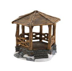 Woodland Stone Gazebo – eFairies.com