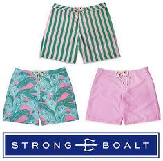 Strong Boalt boardshorts, 2014 prints, details here http://www.strongboalt.com/shop/