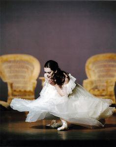 """Aurélie Dupont Parmi les ballets qui ont compté, il y a eu """"La Dame aux Camélias"""", rôle bouleversant qui m'a poussé au bout de mon sens artistique et de mon lâcher-prise."""