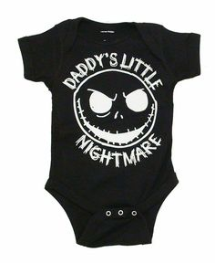 Daddy's Little Nightmare Onesie