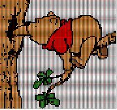 Schema 44 Winnie the pooh