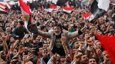 Egypt's population stands at nearly 95 million