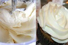 Cremă delicioasă cu gust de înghețată - perfectă pentru orice prăjitură! - Bucatarul