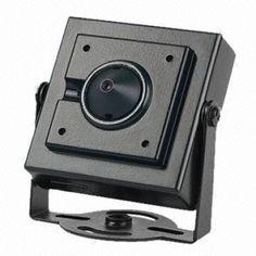 ΚΑΜΕΡΑ MINI ANGA AGE-8002B Cctv Security Cameras, Security Surveillance, Pinhole Camera, Bullet Camera, Hidden Camera, Colorful Interiors, Minis, Sony, Miniatures