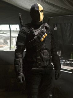 deathstroke arrow cosplay - photo #12