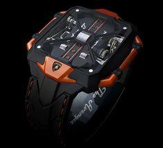 Lamborghini Avenger Watch by Marko Petrovic