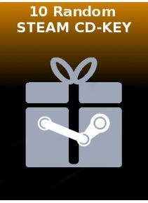10 Random STEAM CD-KEY - G2A.COM