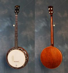 Banjo....the only instrument I can play.