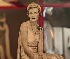 India Hicks wrote: My grandmother and just a few diamonds. *Edwina Mountbatten