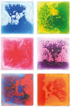 Fascination Panel  - Comes in 6 colours. Safe and easy to use, sensory and tactile.