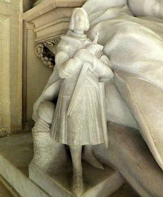 Jeanne d'Arc? Chapelle royale de Dreux. nécropole de la famille d'Orléans. Château de Dreux. Centre-Val de Loire