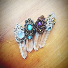 #crystal #jewelry #necklace #pendant #handmade #handmadejewelry #himalayan