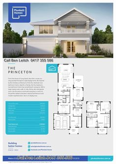beautiful photos request small lot homes plans perth narrow home designs Hamptons Style Homes, Hamptons House, The Hamptons, Castle Floor Plan, House Floor Plans, Perth, Brisbane, Dream Home Design, House Design