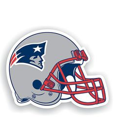Another great find on #zulily! New England Patriots Helmet Magnet #zulilyfinds