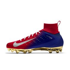 949ece20552e Nike Vapor Untouchable Pro 3 By You Custom Men s Football Cleat Mens  Football Cleats