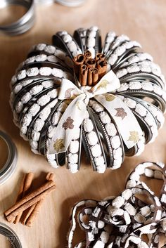 Home Decor: Farmhouse Ribbon Pumpkins - Wholesale Ribbon Fall Pumpkin Crafts, Pumpkin Show, Pumpkin Art, Fall Crafts, Halloween Crafts, Halloween Ideas, Metal Pumpkins, Fall Pumpkins, Pumpkin Wallpaper