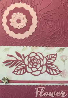 Continental Wallet, Flowers, Royal Icing Flowers, Flower, Florals, Floral, Blossoms