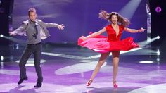 Makenzie and Jakob perform a Broadway routine choreographed by Spencer Liff.