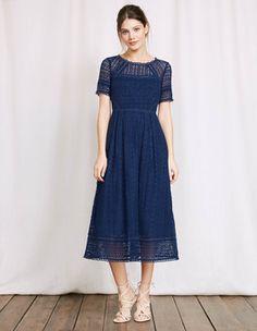 Althea Lace Dress Boden