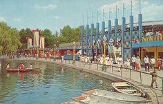 Kennywood Park, Pittsburgh, Pennsylvania