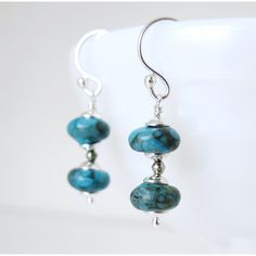 GEM-23 Solar Art - Pyrite and Blue Crazy Lace Larimar Agate - 925 Sterling Silver - Zen Jewelry - Picasso
