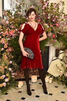 Jo Malone London Blossom Ball Jasmine Guinness Jasmine Leonora Guinness is the daughter of Patrick Desmond Carl-Alexander Guinness and Felicity Casey
